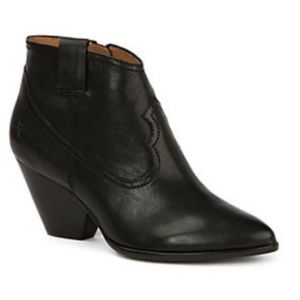 Frye Reina Boot Ankle Boot Size 38 / size 8